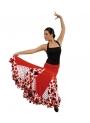 Jupe de flamenco fille