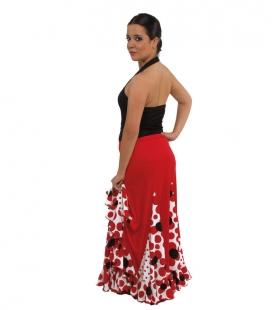 Jupe de flamenco, modèle EF075
