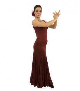 Jupe de flamenco, modèle EF103 Mme