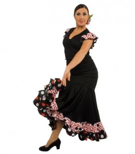 Jupe De Flamenco Mod. EF127