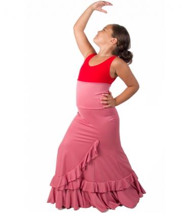 b4dda56bfbc jupes de flamenco pour filles