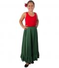 Jupes pour flamenco dase pour filles