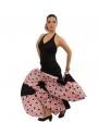 Jupe de flamenco fille 145