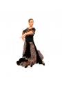 Jupe de flamenco EF041 fille