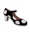 chaussures profesionelle de flamenco