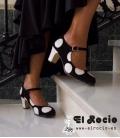 Chaussures espagnoles pour flamenco