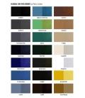 gama de colores