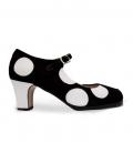 Chaussures de Flamenco Delta