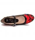 chaussures de flamenco proffesionnelle