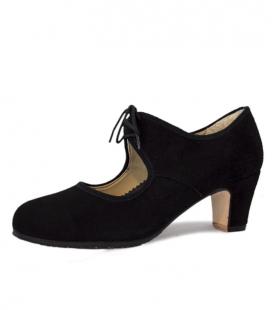 Chaussures De Flamenco Daim