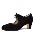 Chaussures De Flamenco Daim - 577088