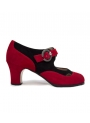 Bottines de Flamenco Professionnelles - Irene