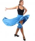 jupe de flamenco
