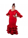 Robes de Flamenco, Taille 44