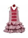 Rope de flamenco fille pas cher, Taille 8