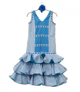 Robe Espagnole Pour Fille