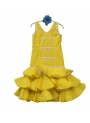 Robe Espagnole Fille, Taille 10