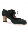 chaussures de flamenco bulerias