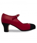 Chaussures professionnelles pour danse Teja