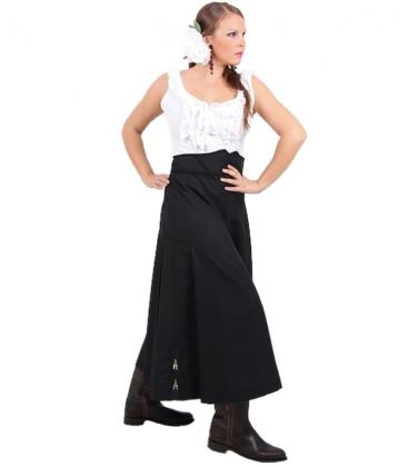 Pantalon de jupe pour femme