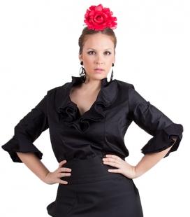 Blouse de Flamenco, Modèle 1, Chemisiers