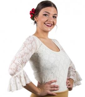 Top Dentelle de Flamenco