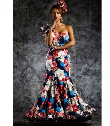 Robe de Flamenco Cantiña