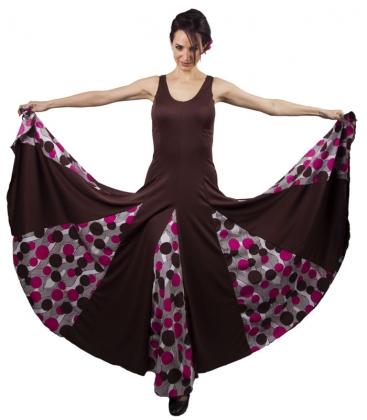 Robes de Flamenco pour la Danse