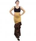 Jupe de Danse Flamenco - Mod. Clavel