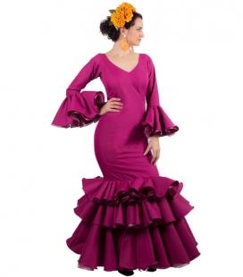 Robe de flamenco, Taille 40