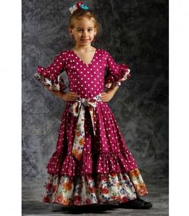 Robe de Flamenco Filles 2019