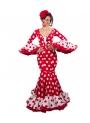 Robe de Flamenco, Taille 34 (XS)