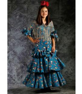 Robe Espagnole Filles 2019