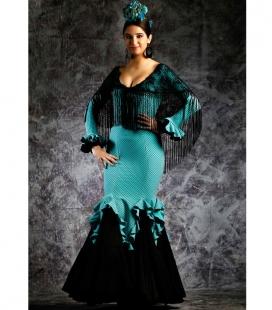 vestido flamenco 2019