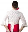torera de baile flamenco