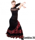 Jupes de Danse Flamenco Estrella - EN PROMOTION