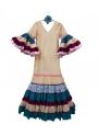 Robe de Flamenco pour Filles 2019