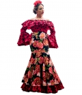 Jupes de flamenco