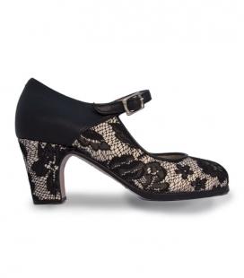 Chaussure de flamenco professionnelle