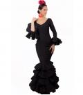 Robes espagnoles de flamenco