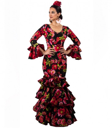 Robe de flamenco, Taille 42