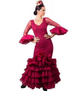 e1a3995ebe9 Robes de flamenco – Mode flamenca 2019 – Robe Flamenco - El Rocío