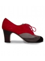 Proffesionelle flamenco chaussures Luz