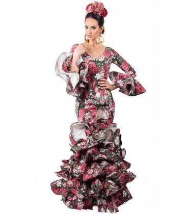 Robe de Flamenco 2019, Jaen Taille 36 (S)