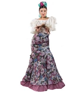 Jupes Espagnole de Flamenco, Taille 38 (M)