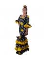 Robe Espagnole de Flamenco 2019, Taille 36 (S)