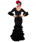 Robe Espagnole de Flamenco, Taille 42