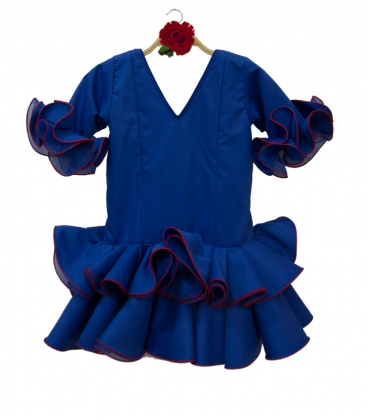 robes de flamenco pour fille