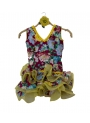Robe Espagnole Fille, Taille 6