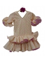 Robe Espagnole pour Fille, Taille 10